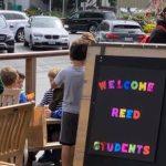 Reed Elementary School Visits Woodlands Market